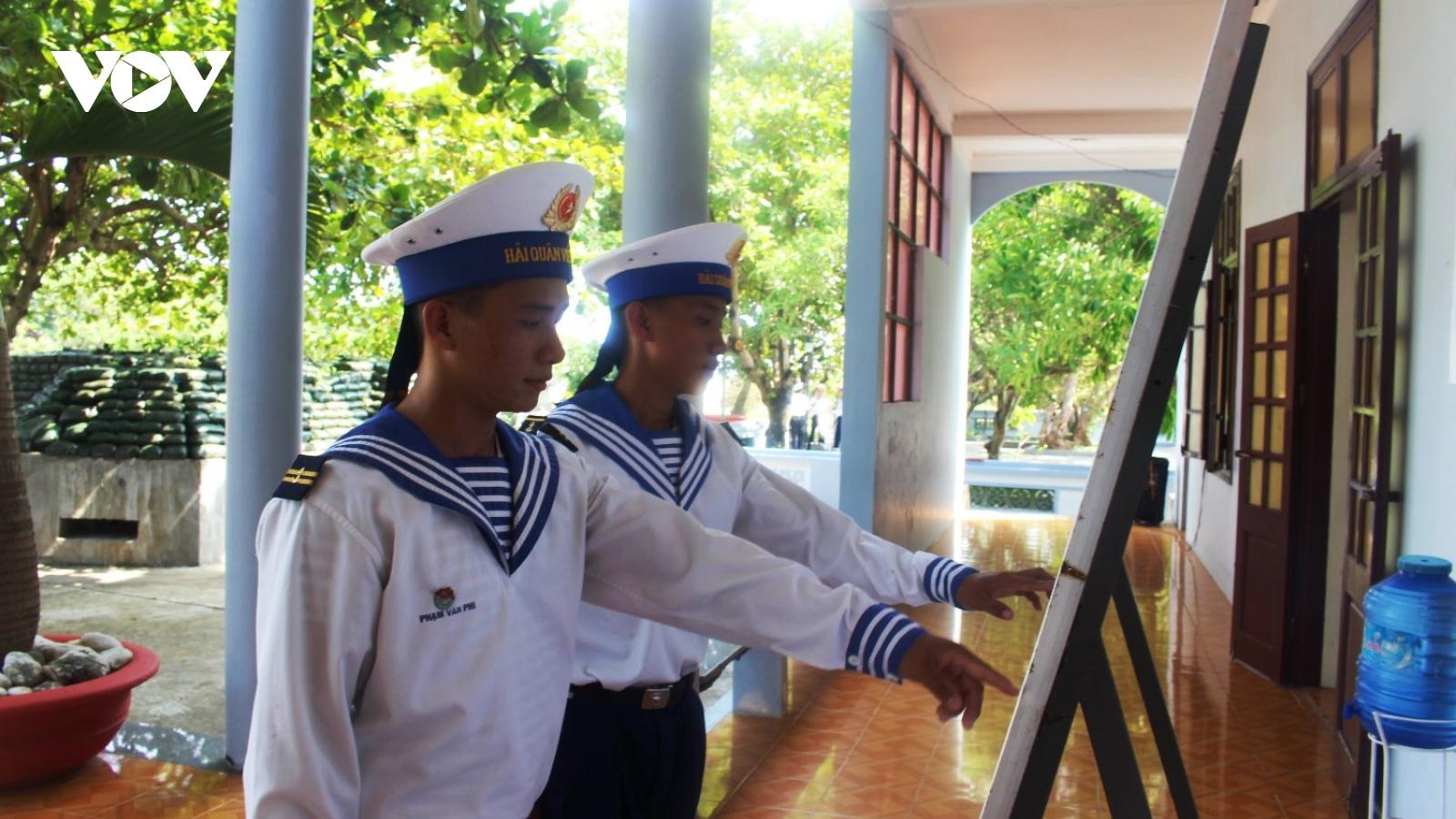 Huyện đảo Trường Sa đã sẵn sàng cho bầu cử sớm vào ngày 16/5