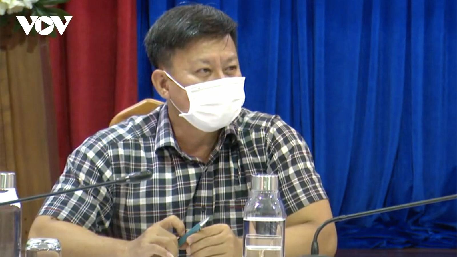 Tây Ninh phát hiện ca F0 trong cộng đồng