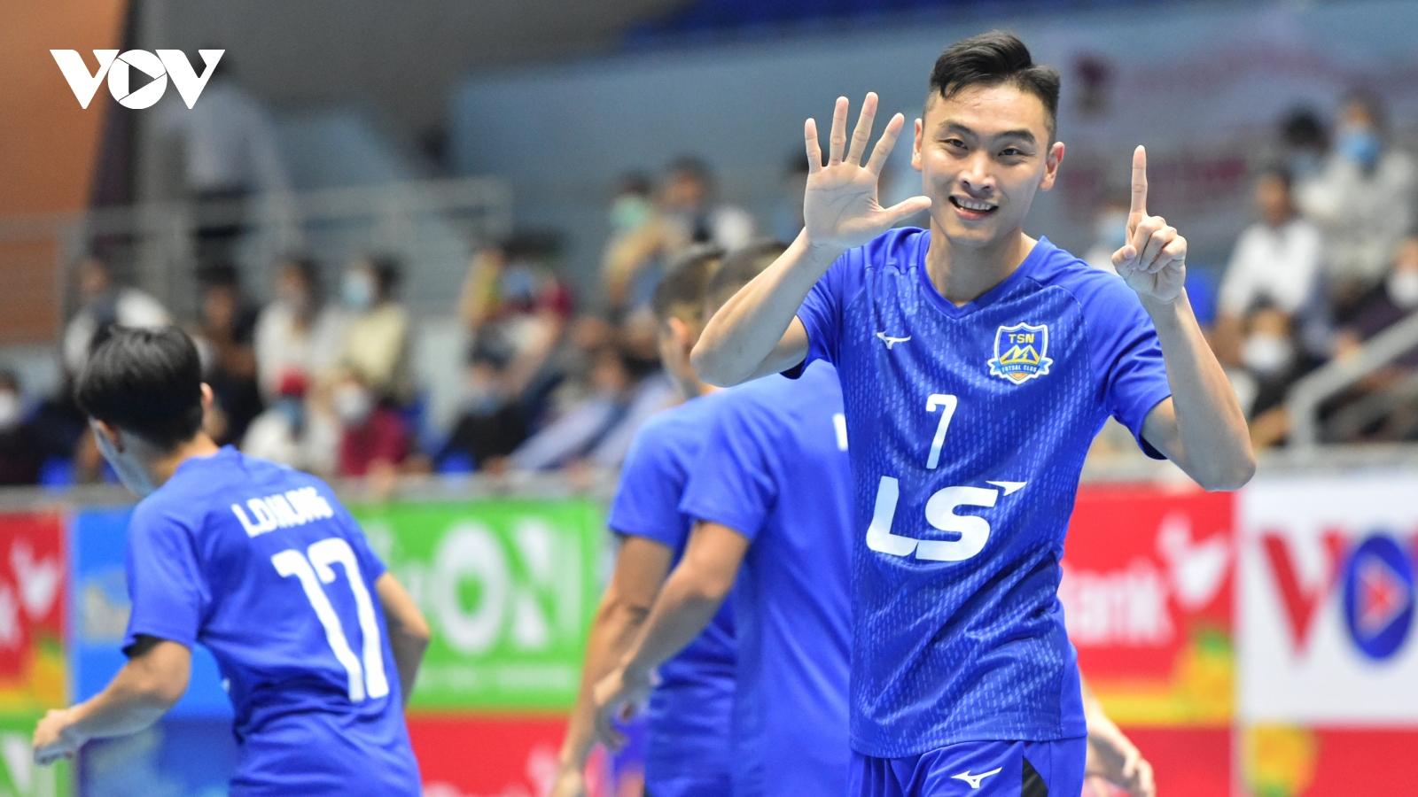 Giải Futsal HDBank VĐQG 2021: Lượt đi thành công ngoài mong đợi!