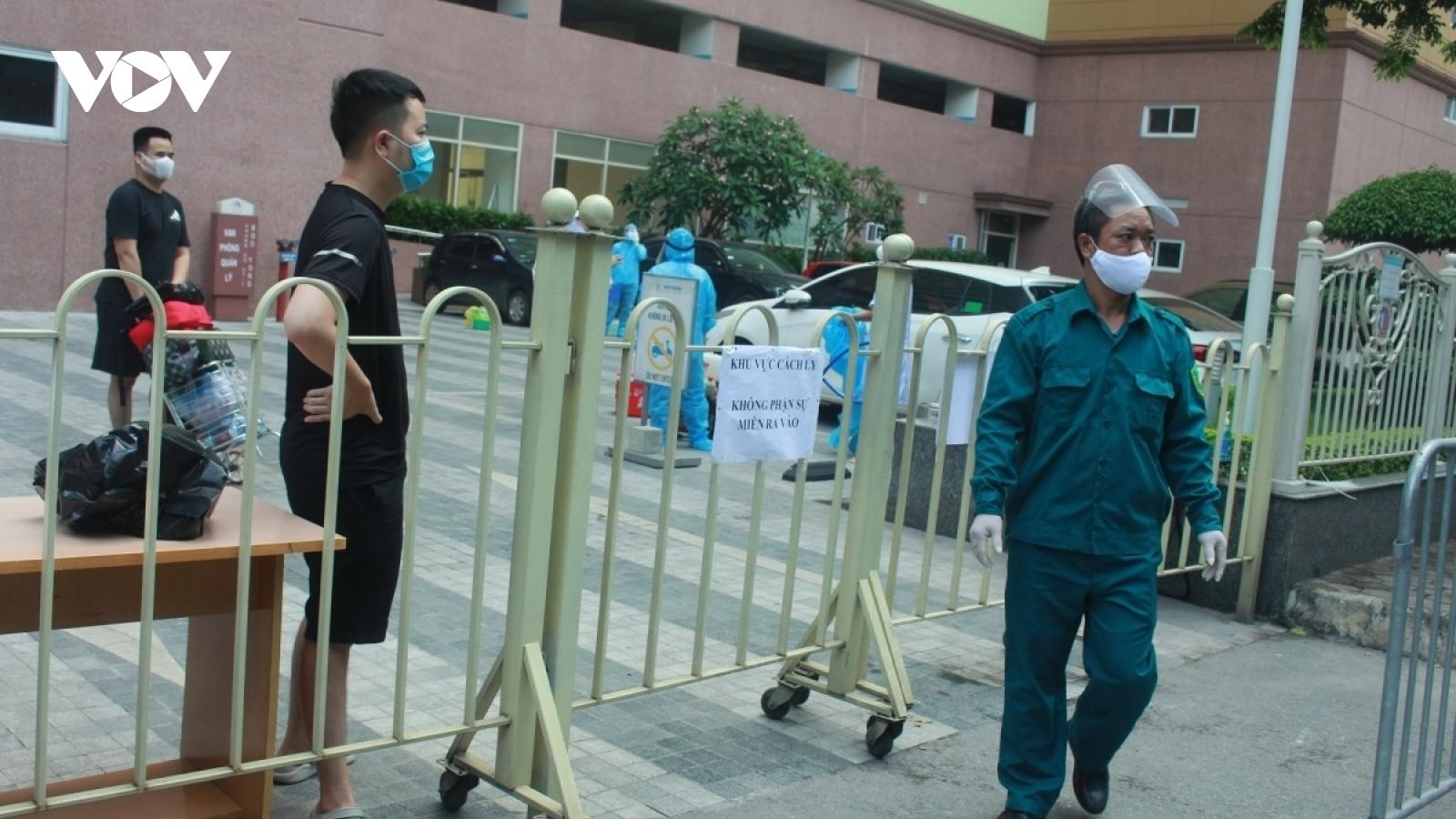 COVID-19: Hanoi capital dominates caseload on May 18 morning