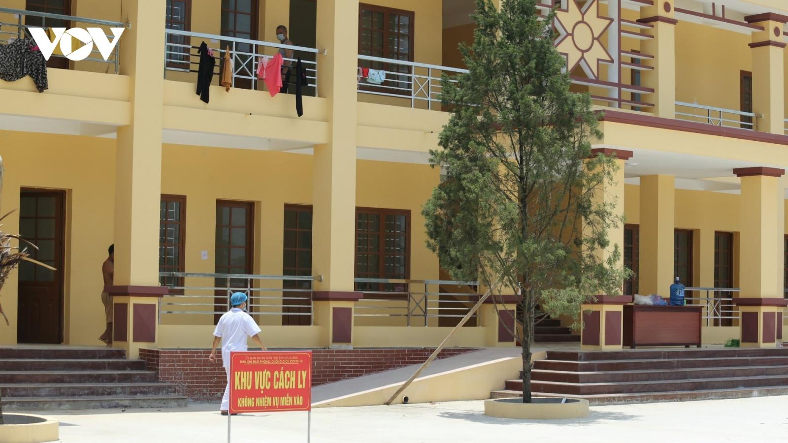 305/331 F1 ở Lạng Sơn có kết quả âm tính lần thứ nhất