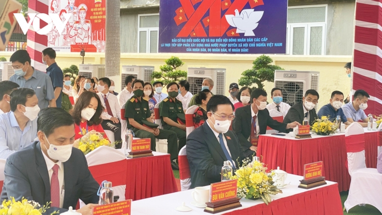 National election day begins in Vietnam