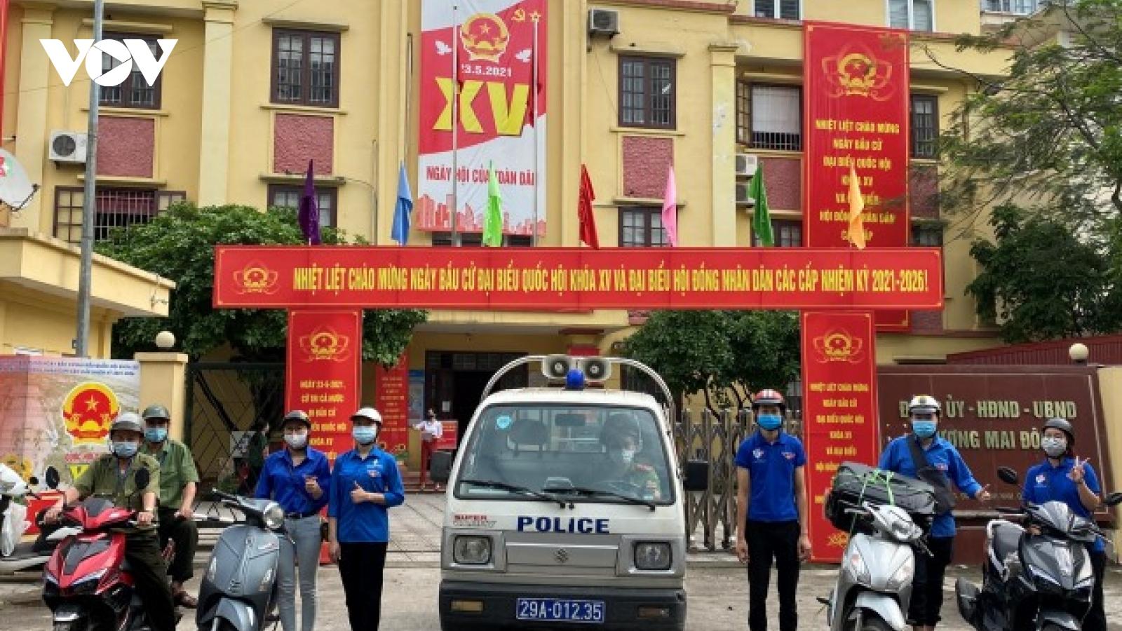 Hà Nội: Công an cơ sở sẽ làm Tổ trưởng Tổ COVID cộng đồng