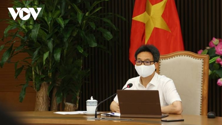 Deputy PM requests greater COVID-19 containment at industrial parks