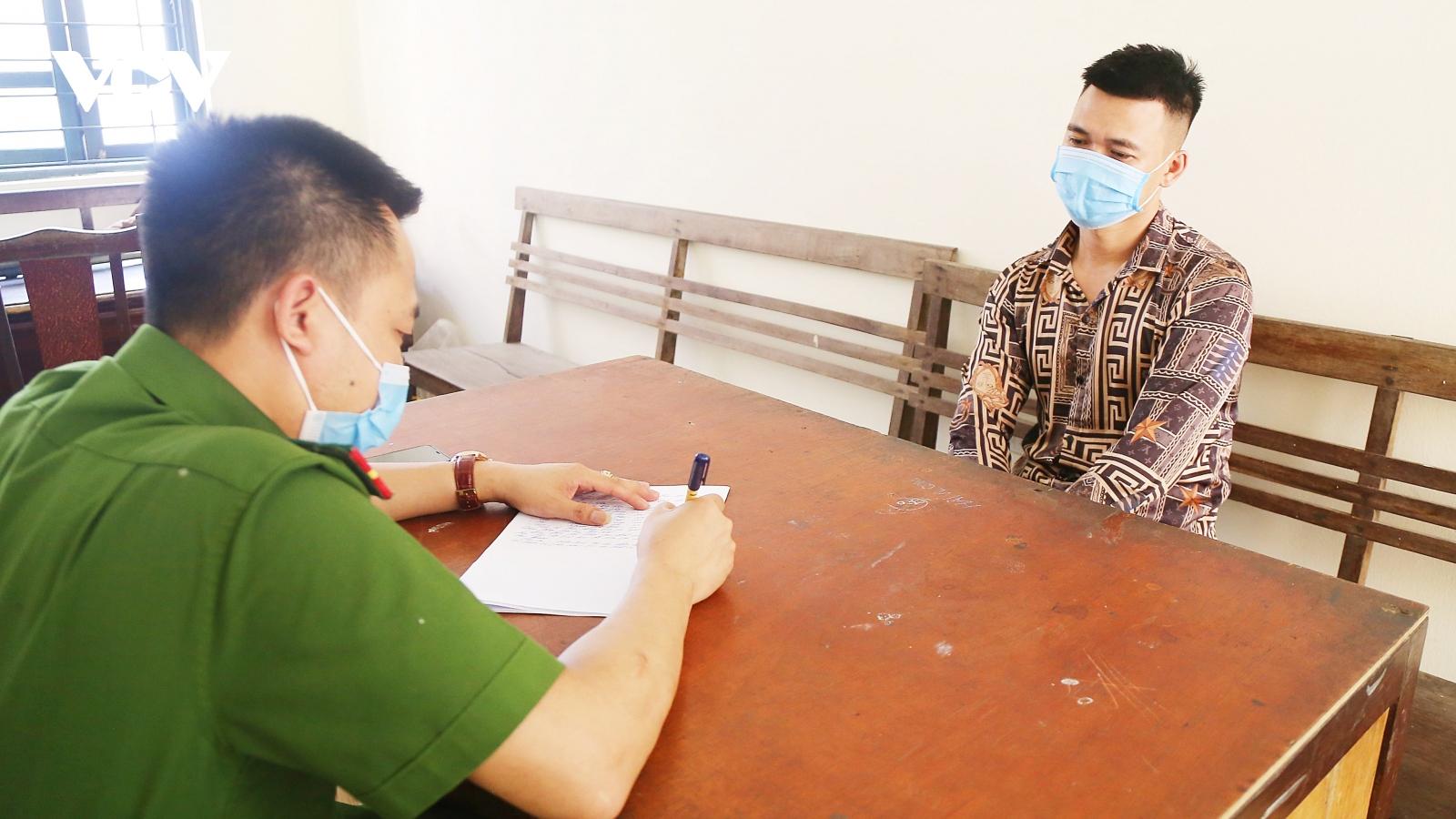 Khởi tố 33 thanh niên bay lắc trong quán karaoke ở Bắc Ninh