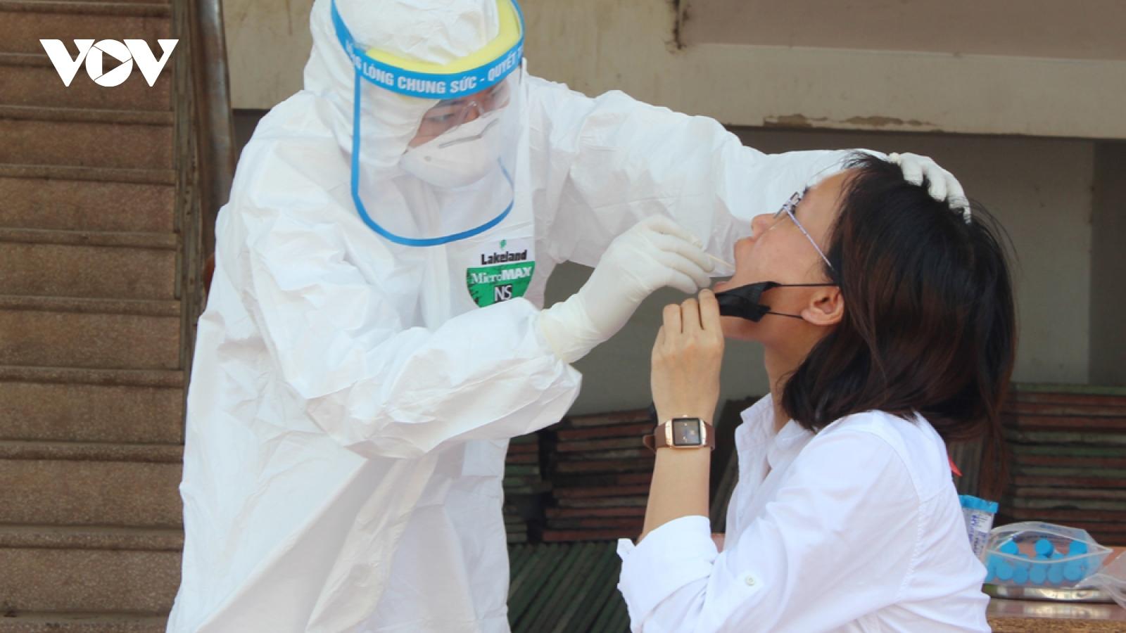 12 giờ qua, Việt Nam có thêm 127 ca mắc COVID-19, riêng Bắc Giang 98 ca
