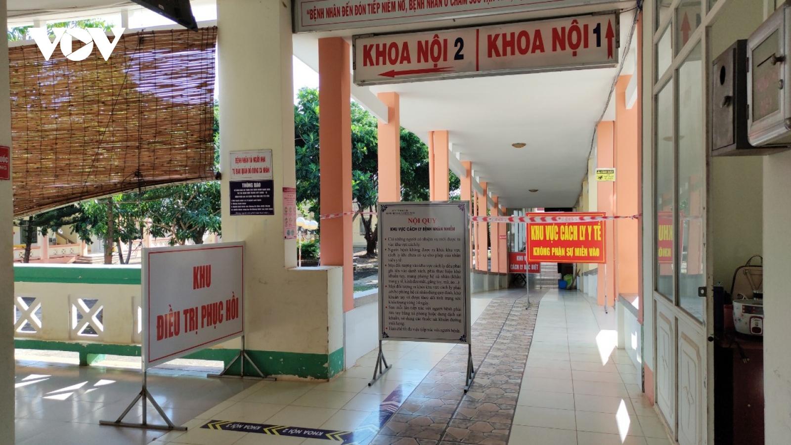 Đắk Lắk nỗ lực đảm bảo bệnh viện an toàn phòng chống COVID-19