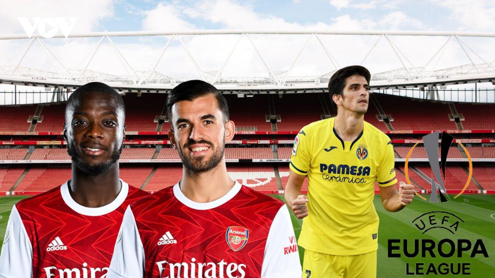 Dự đoán kết quả, đội hình xuất phát trận Arsenal – Villarreal