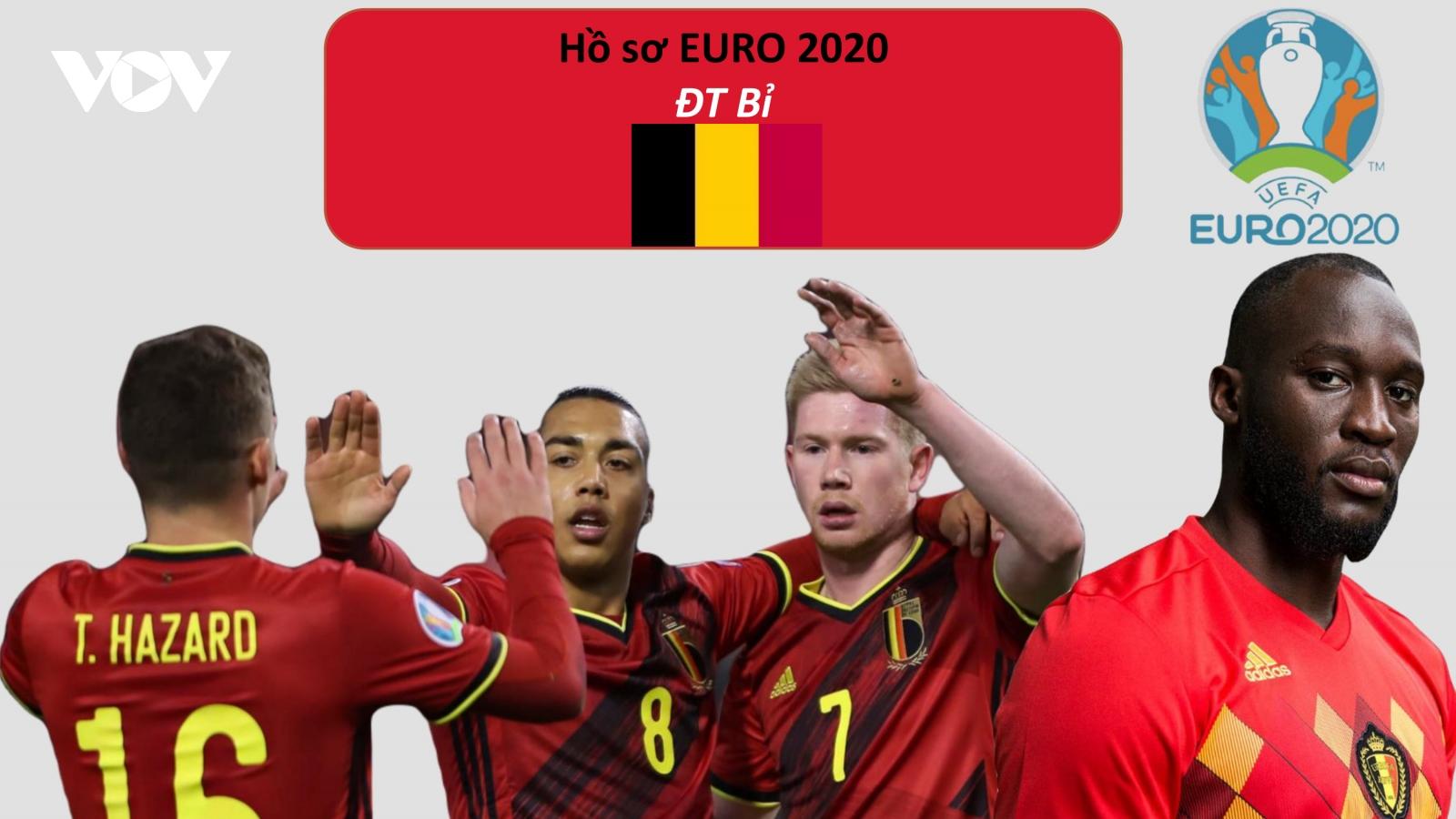 Hồ sơ các ĐT dự EURO 2020: Đội tuyển Bỉ