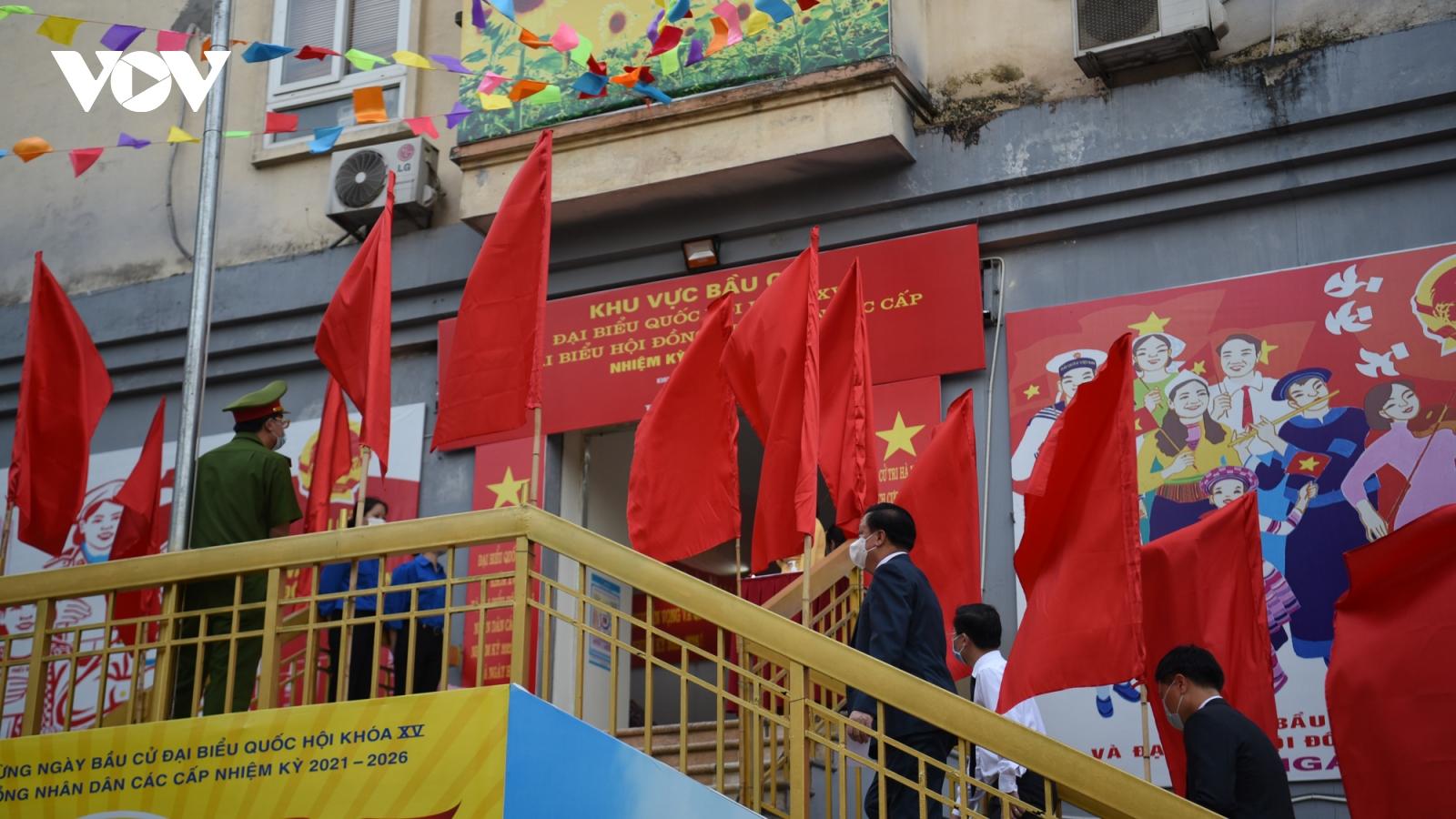 Hà Nội nỗ lực tuyệt đối để đảm bảo cuộc bầu cử an toàn, dân chủ, đúng luật