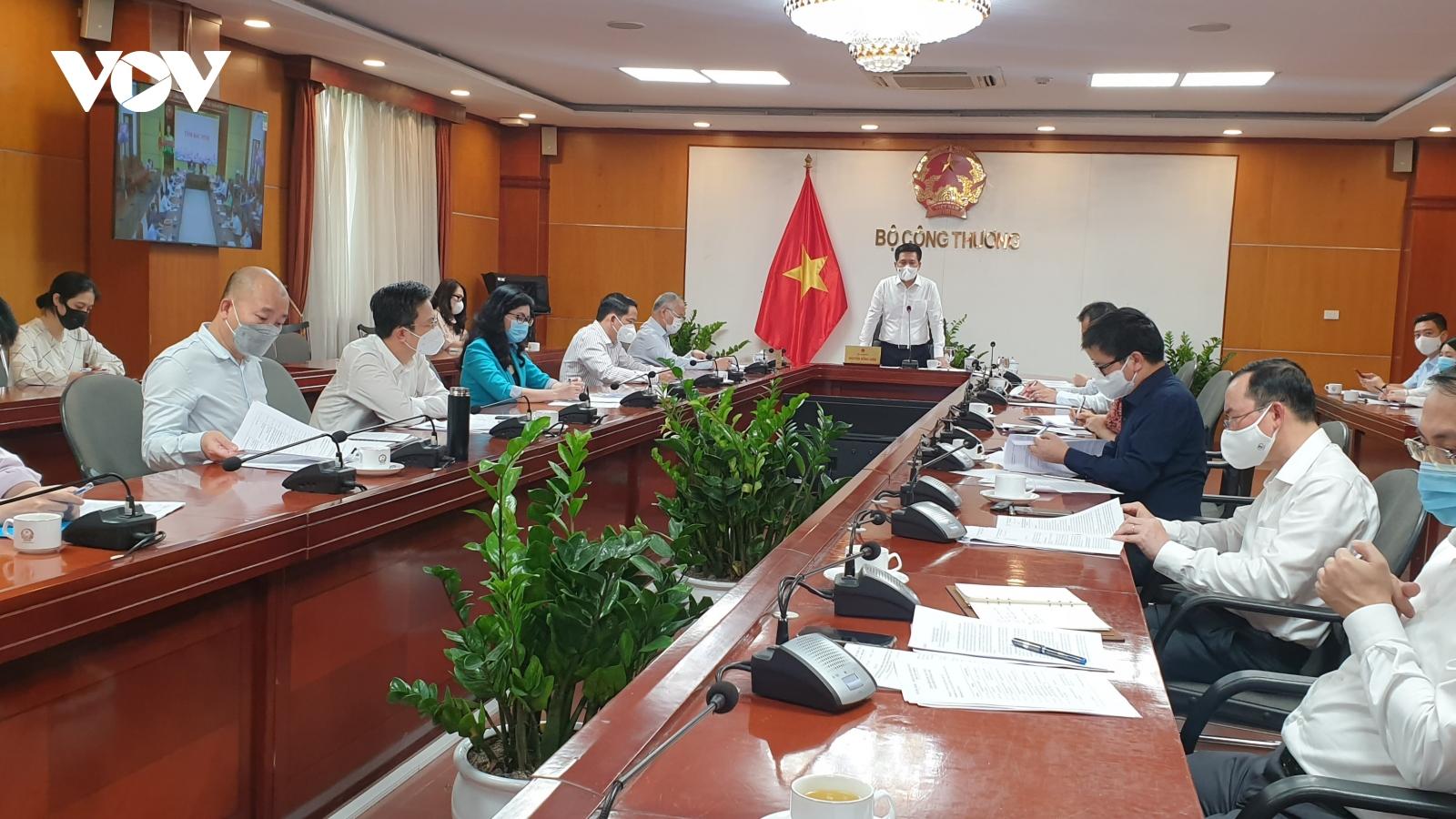Lo đứt gãy chuỗi cung ứng, Bắc Ninh kiến nghị nhiều giải pháp mạnh