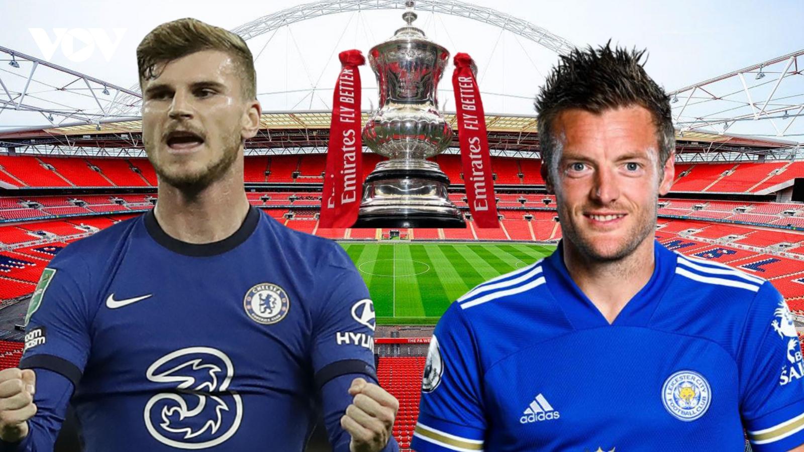 Dự đoán kết quả, đội hình xuất phát trận Chelsea - Leicester