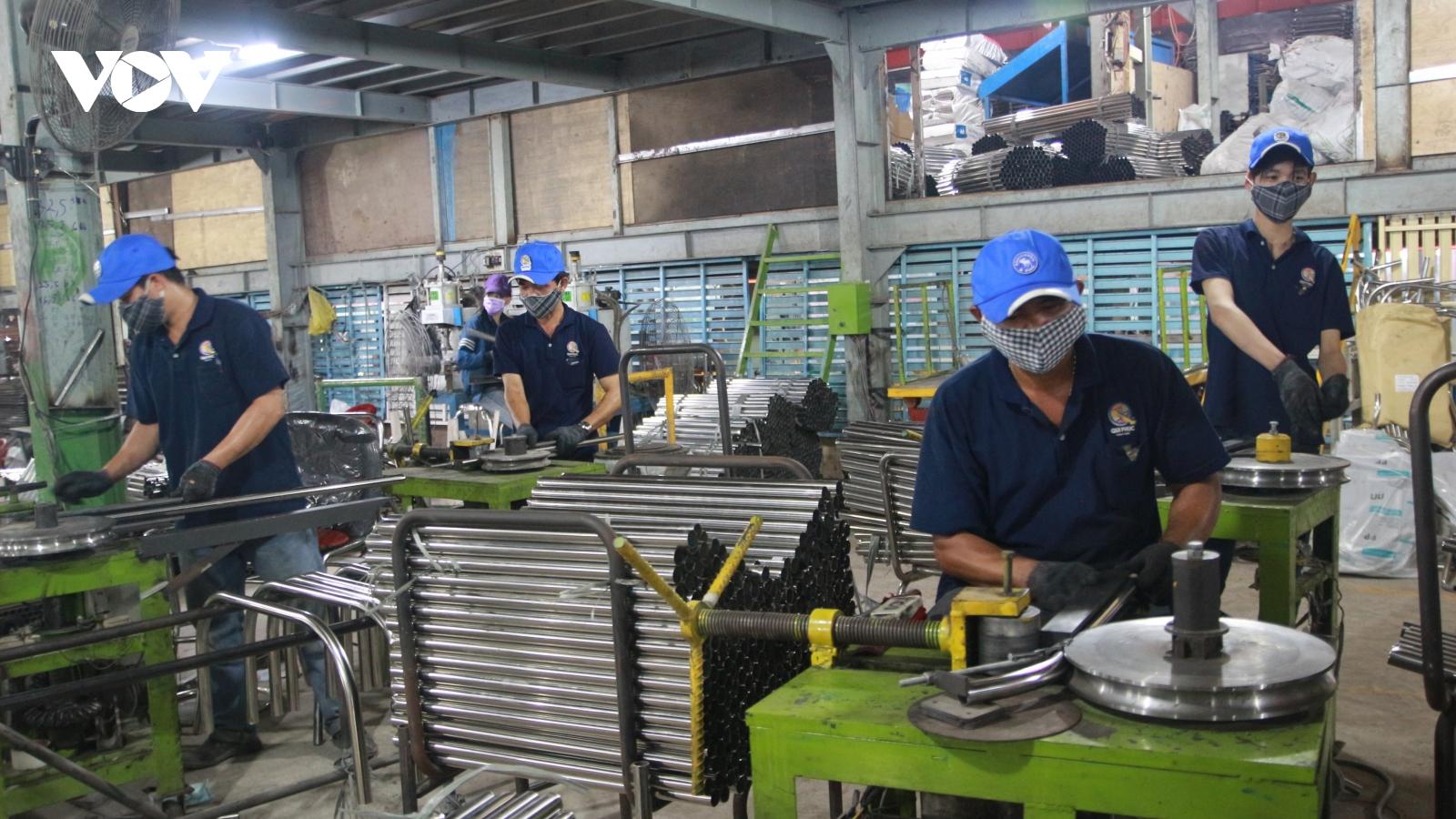 Đánh giá mức độ an toàn với Covid-19 tại 10.781 nhà máy, cơ sở sản xuất