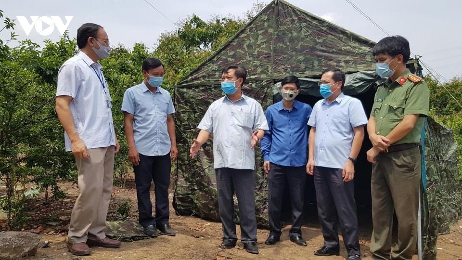 Hơn 100 mẫu xét nghiệm liên quan đến ca bệnh 4367 ở Sơn La âm tính