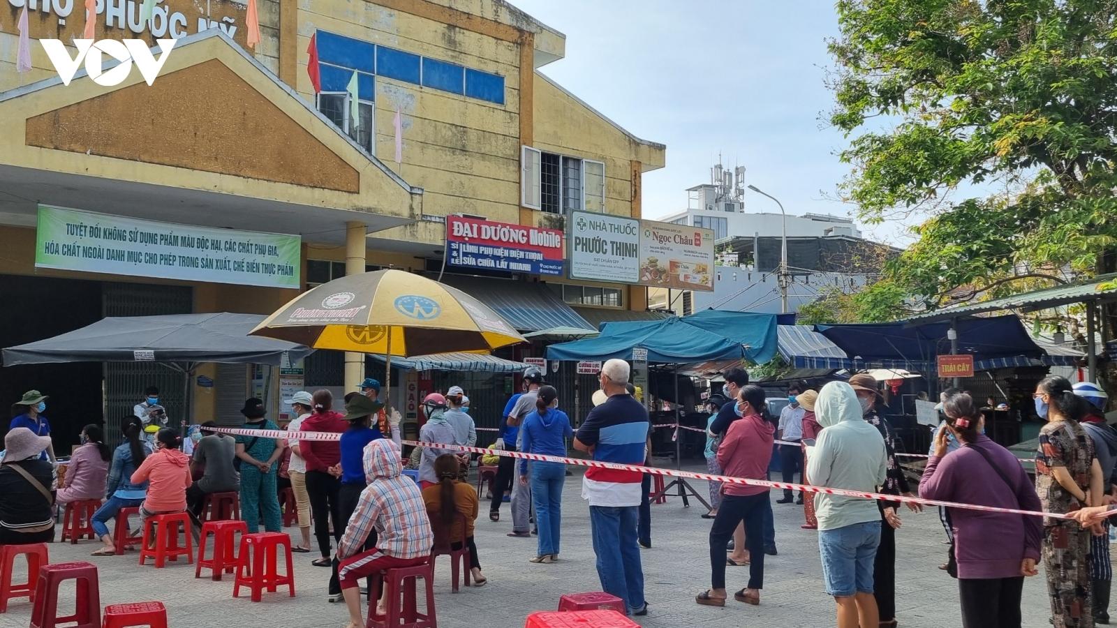 Hơn 1.000 mẫu xét nghiệm ở Đà Nẵng có kết quả âm tính với SARS-CoV-2