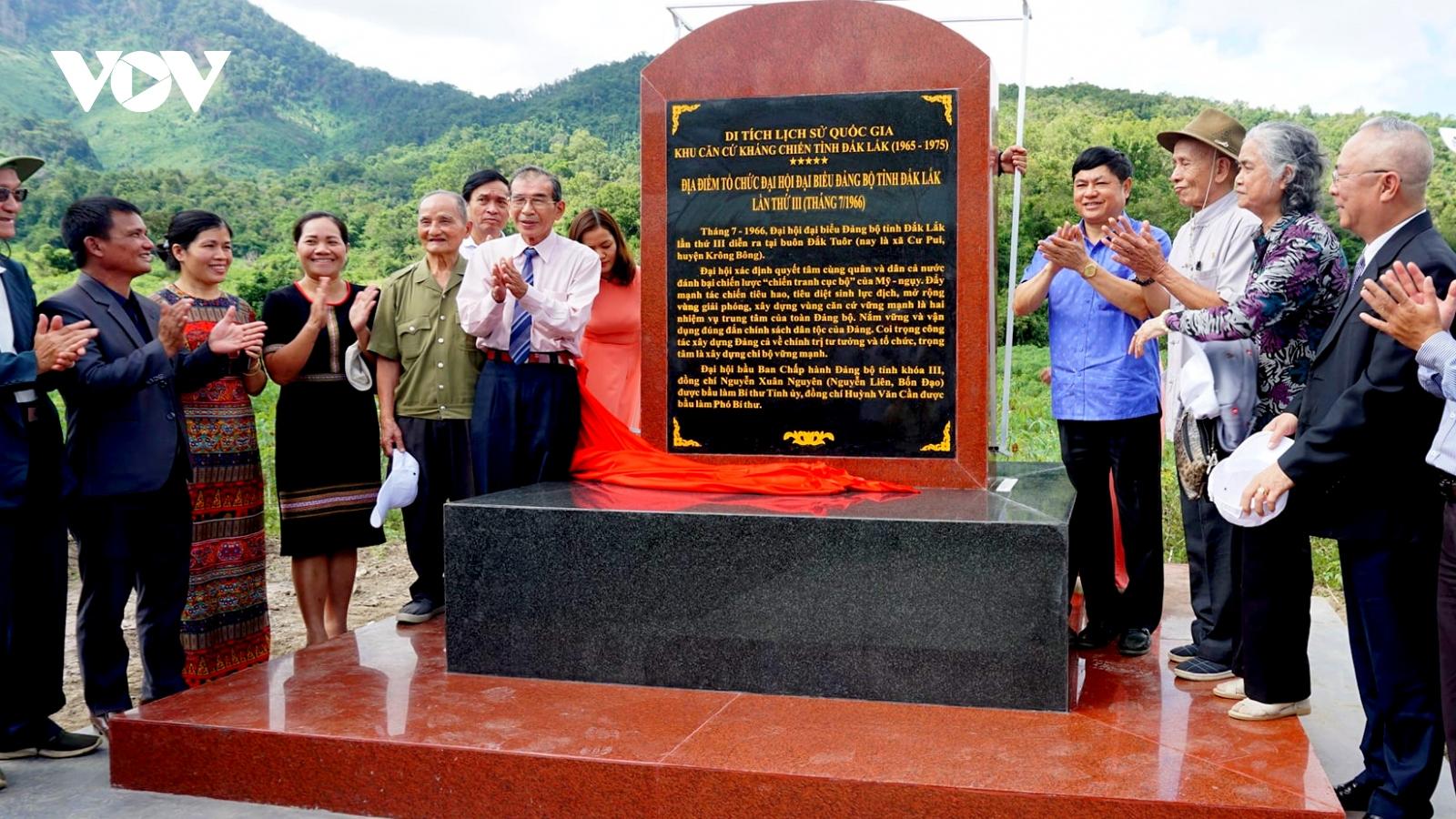 Đắk Lắk tăng cường đầu tư các di tích để phát triển du lịch