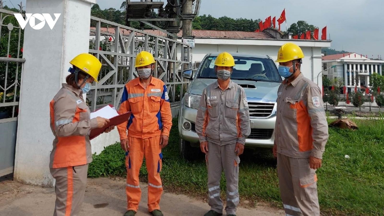Ngành điện Yên Bái sẵn sàng phương án, đảm bảo cấp điện ổn định trong ngày bầu cử