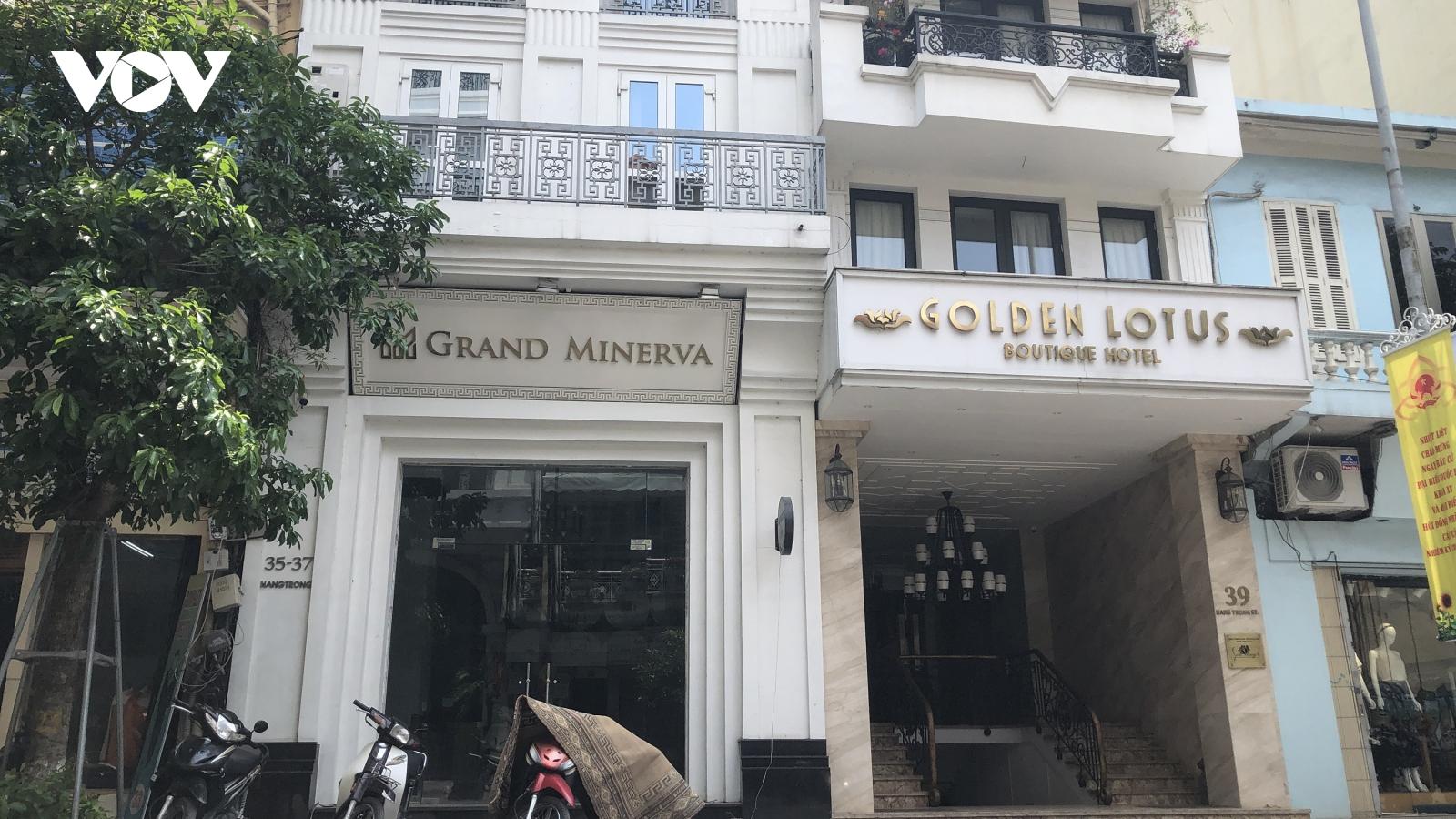 Từ đầu năm, công suất phòng khách sạn tại Hà Nội chỉ đạt hơn 23%