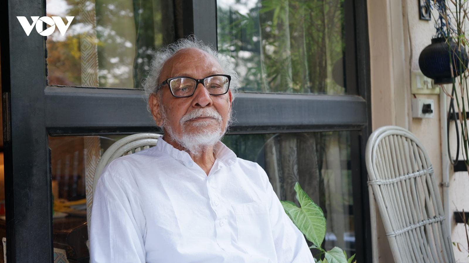 Geetesh Sharma- Một người Ấn Độ say mê Việt Nam