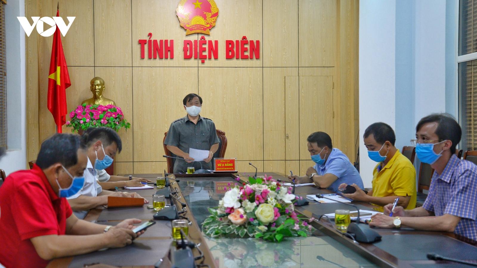 Điện Biên họp khẩn vì có 7 trường hợp liên quan đến Bệnh viện Nhiệt đới Trung ương cơ sở 2