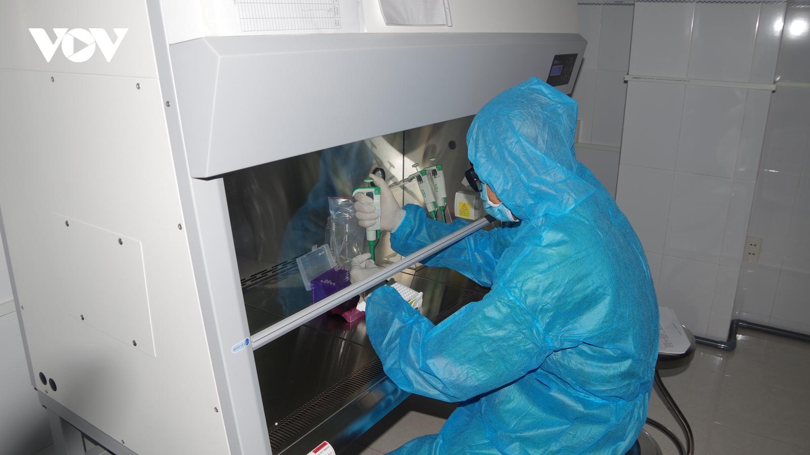 124 F1 tại Bạc Liêuliên quan đến BN6572 đã có kết quả âm tính lần 1 với SARS-CoV-2