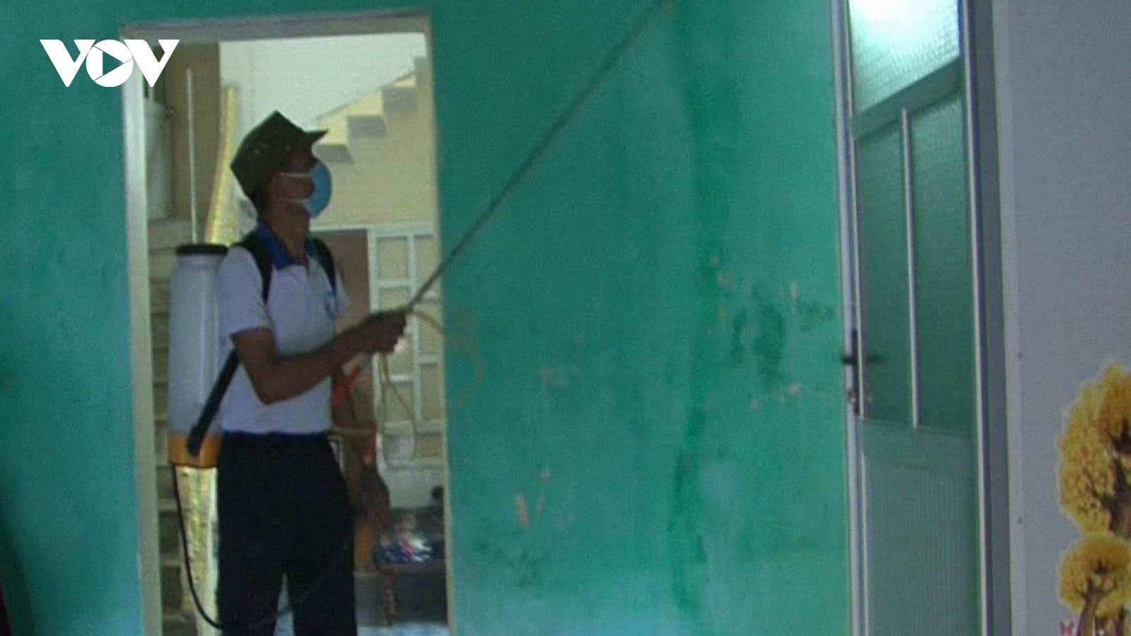 Hơn 1.000 học sinh huyện Thanh Miện (Hải Dương) tạm nghỉ học do liên quan đến các ca F1