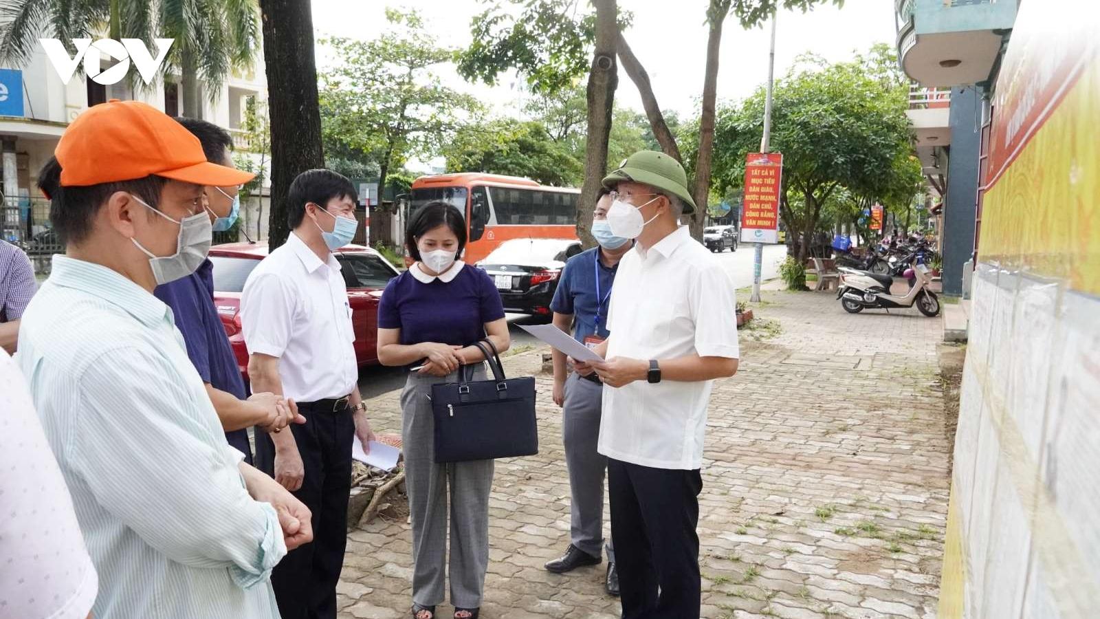 TP Hải Dương giãn cách xã hội theo Chỉ thị 15 từ 0h ngày 21/5