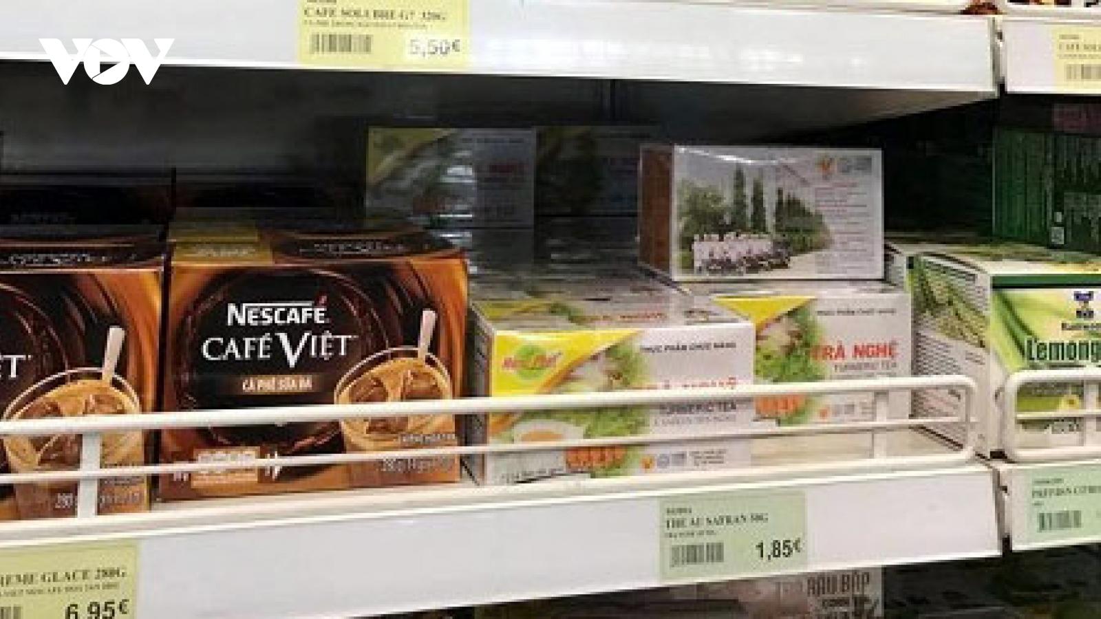Nông sản, thực phẩm Việt Nam nhiều cơ hội thâm nhập thị trường Ba Lan