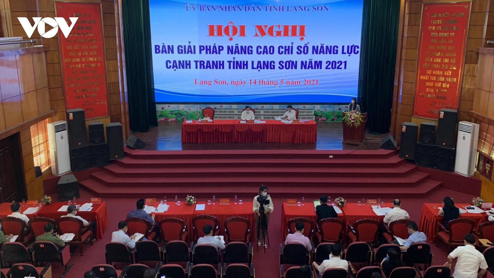 Lạng Sơn tập trung tháo gỡ khó khăn vướng mắc cho doanh nghiệp trên địa bàn
