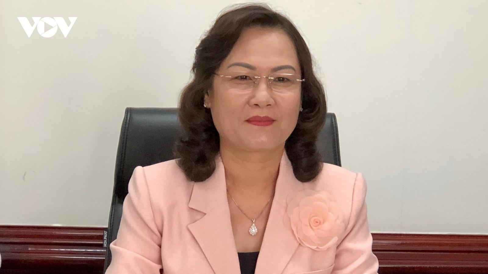 Tỷ lệ ứng cử viên nữ Đại biểu Quốc hội đạt 70% ở Bạc Liêu