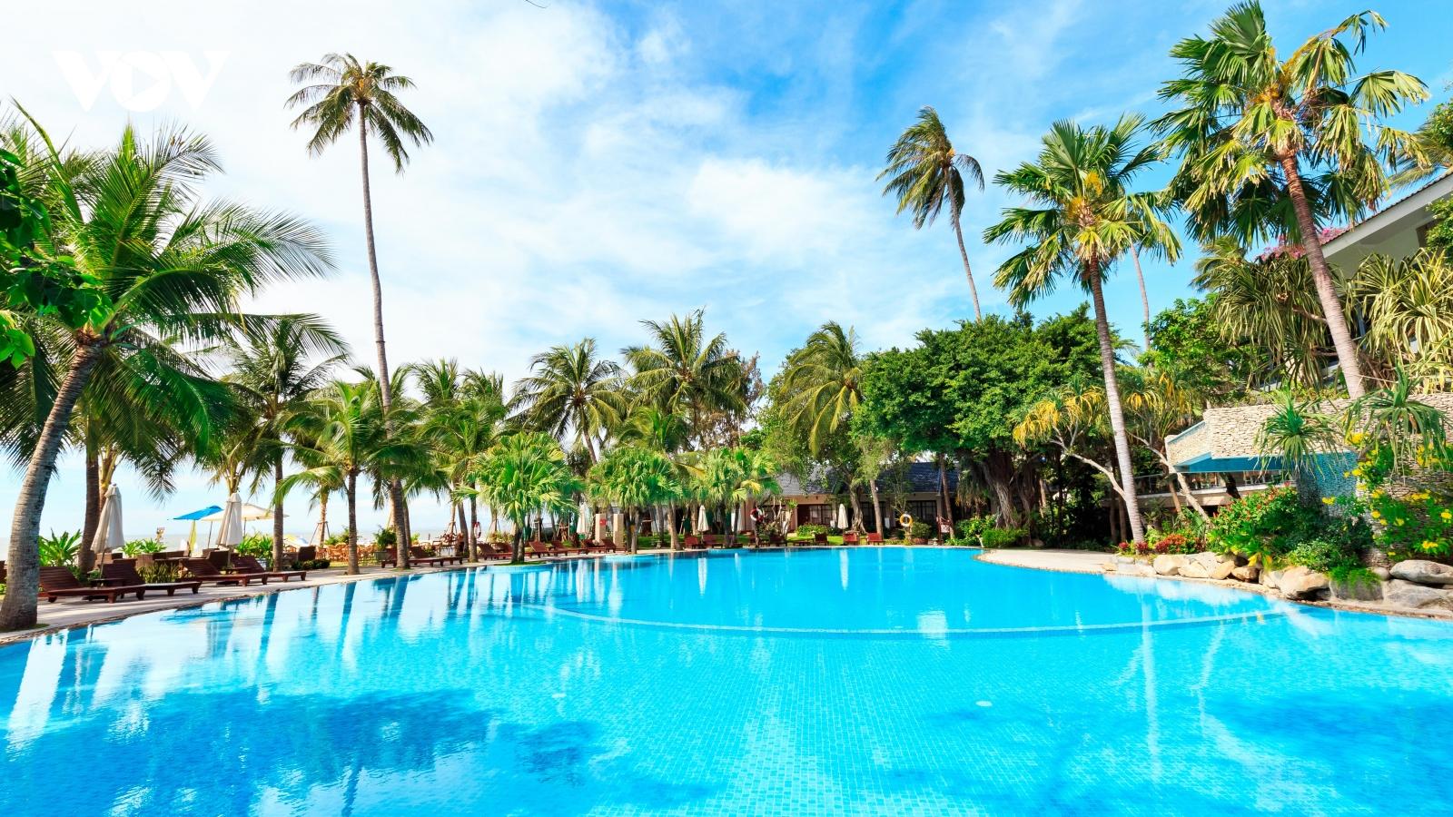 Nhiều khách sạn, resort Bình Thuận được cấp nhãn an toàn