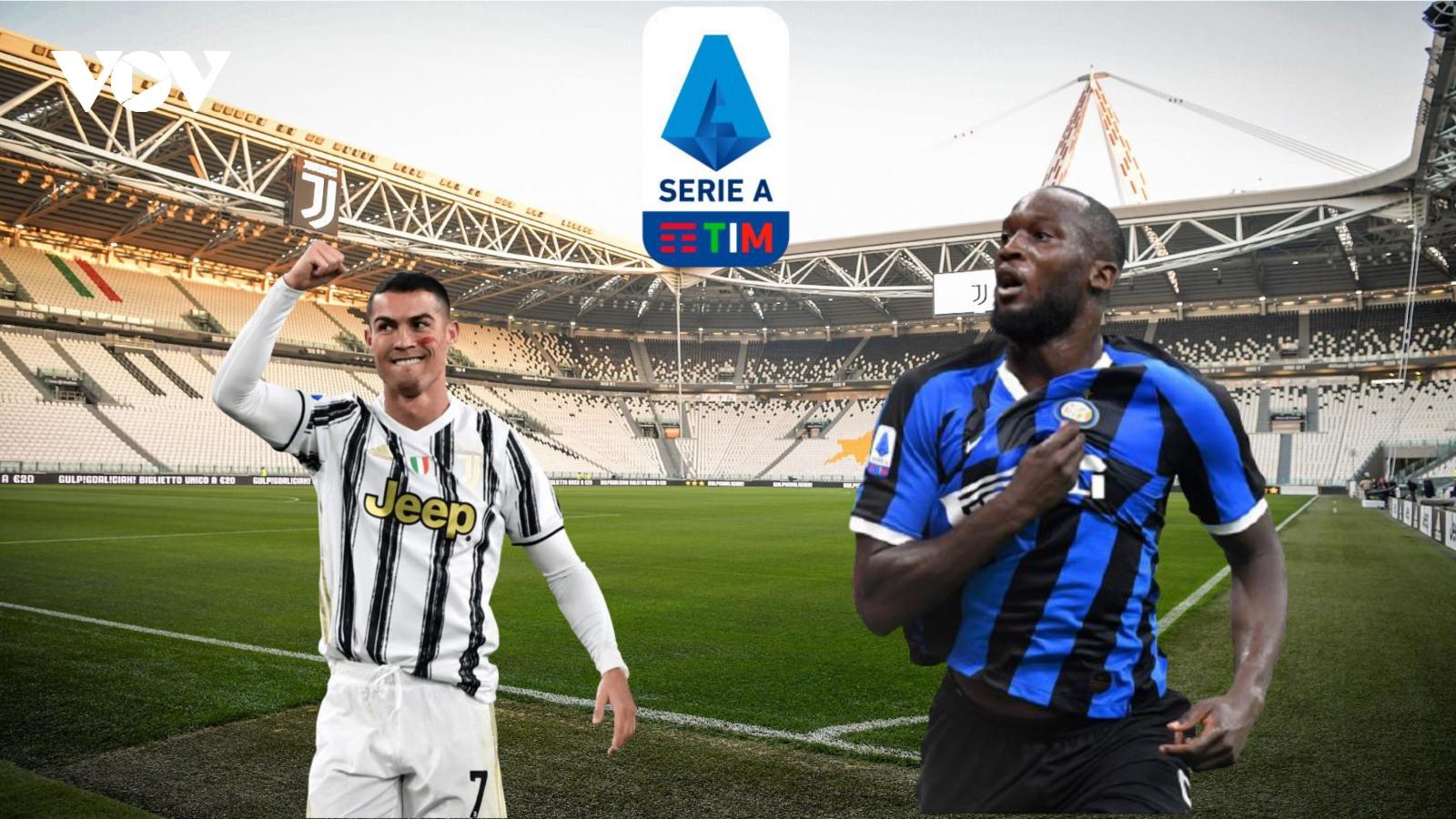 Dự đoán kết quả, đội hình xuất phát trận Juventus - Inter