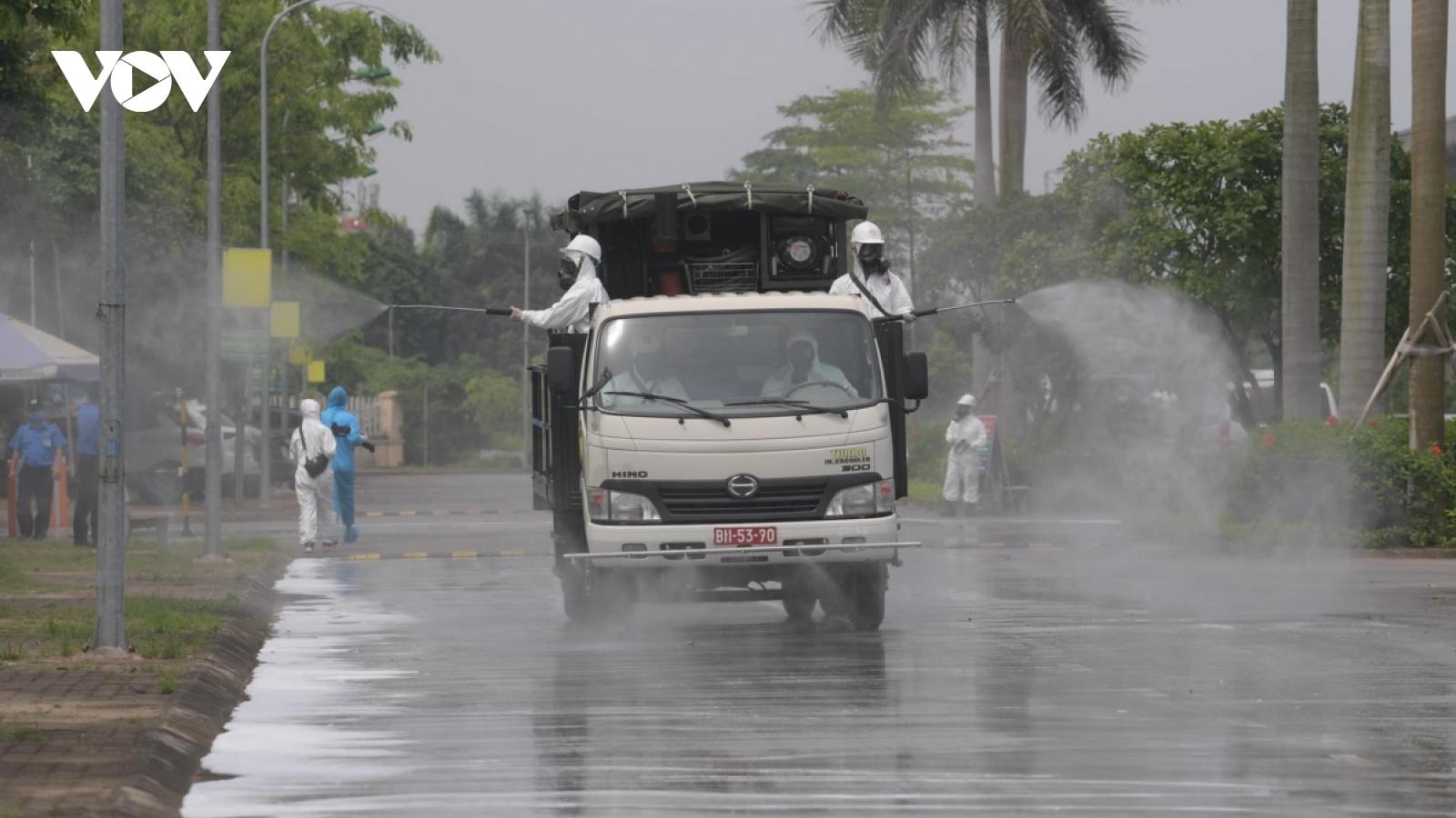 54 người ở Hà Nam đã đến Bệnh viện Nhiệt đới Trung ương cơ sở 2