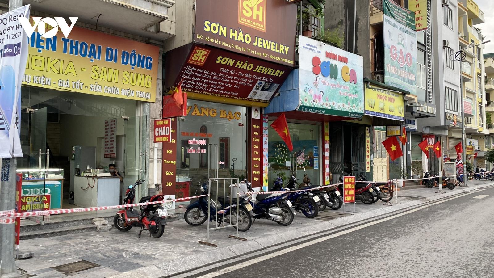 Quảng Ninh: Các F1 liên quan tới Bệnh viện Nhiệt đới TW cơ sở 2 có kết quả âm tính lần 1