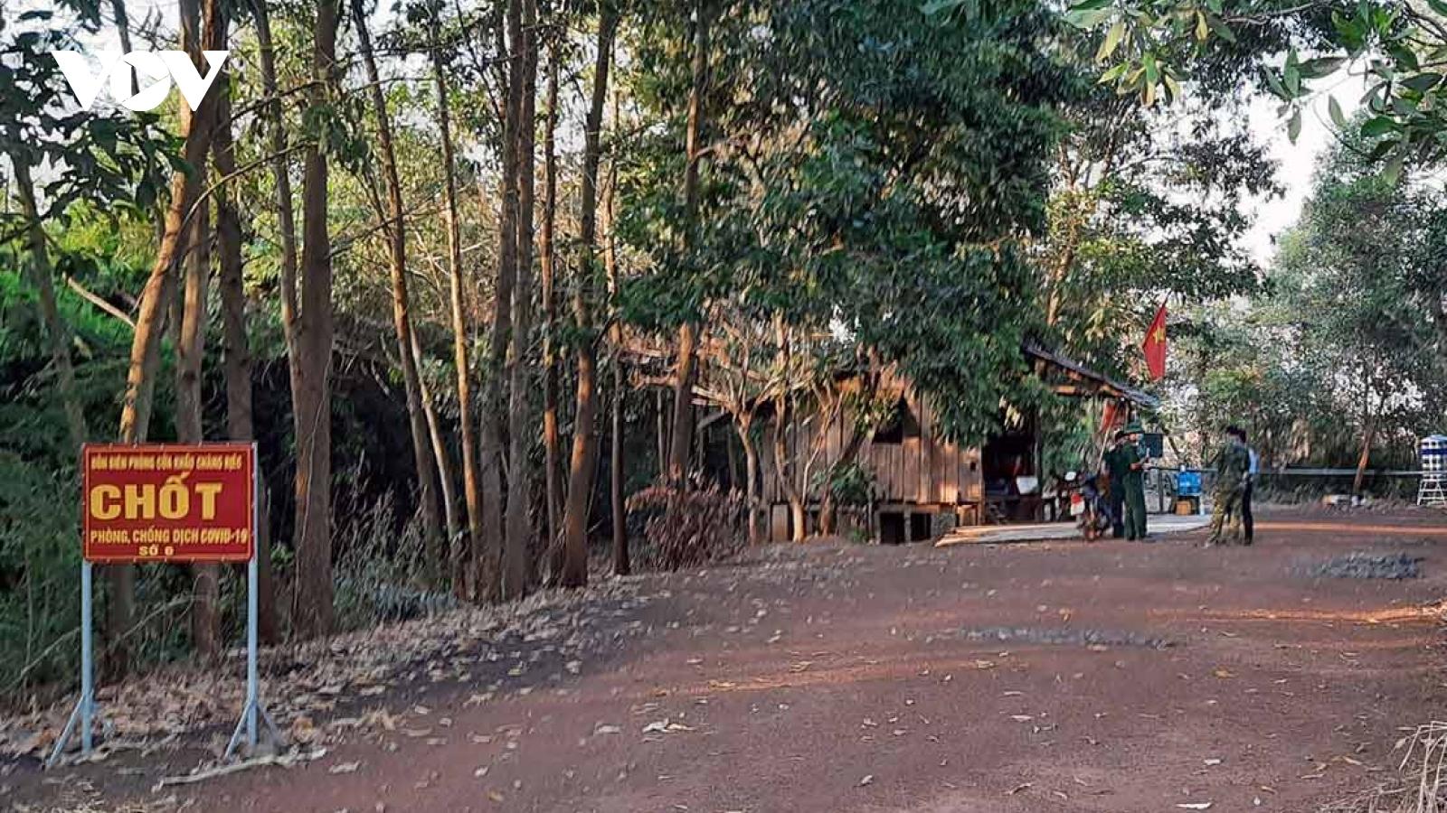 Tây Ninh xây dựng thế trận bọc lót nhiều tầng để chống nhập cảnh trái phép
