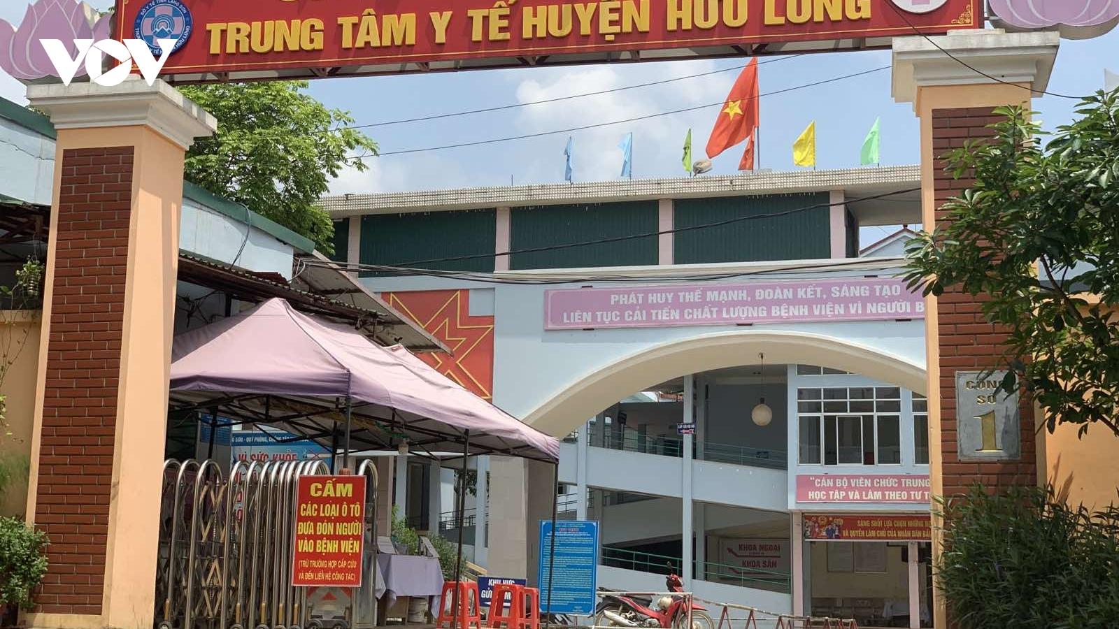 Lạng Sơn có thêm 2 ca mắc Covid-19 là công nhân từ Bắc Giang về