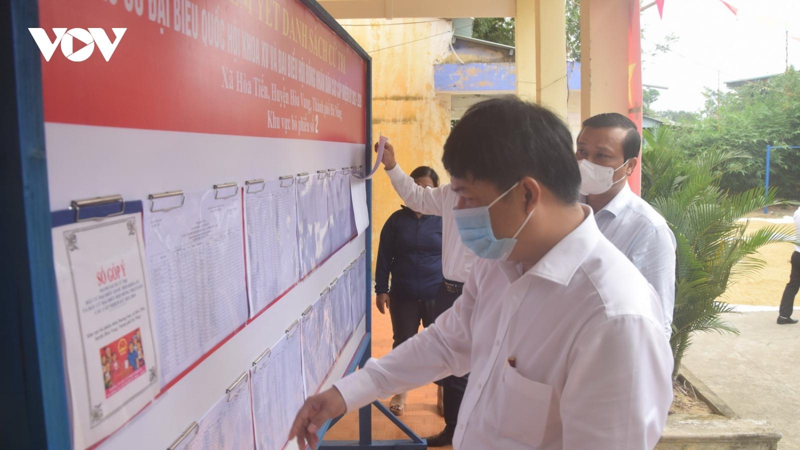 Đà Nẵng cắt giảm số lần tiếp xúc cử tri đại biểu dân cử để phòng dịch Covid-19