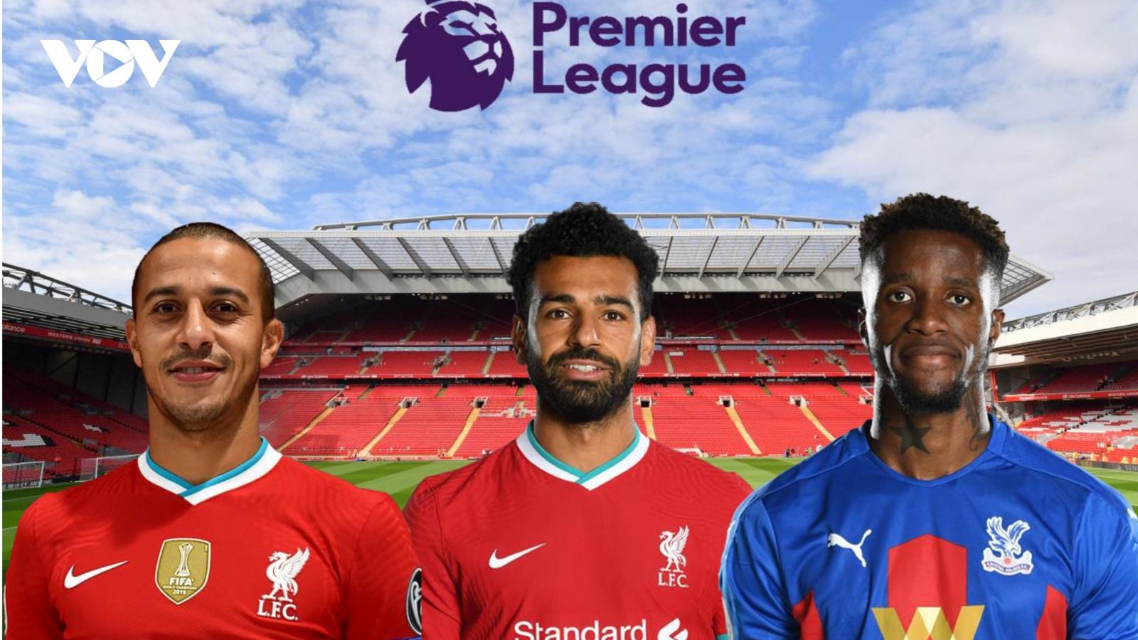 Dự đoán kết quả, đội hình xuất phát trận Liverpool – Crystal Palace