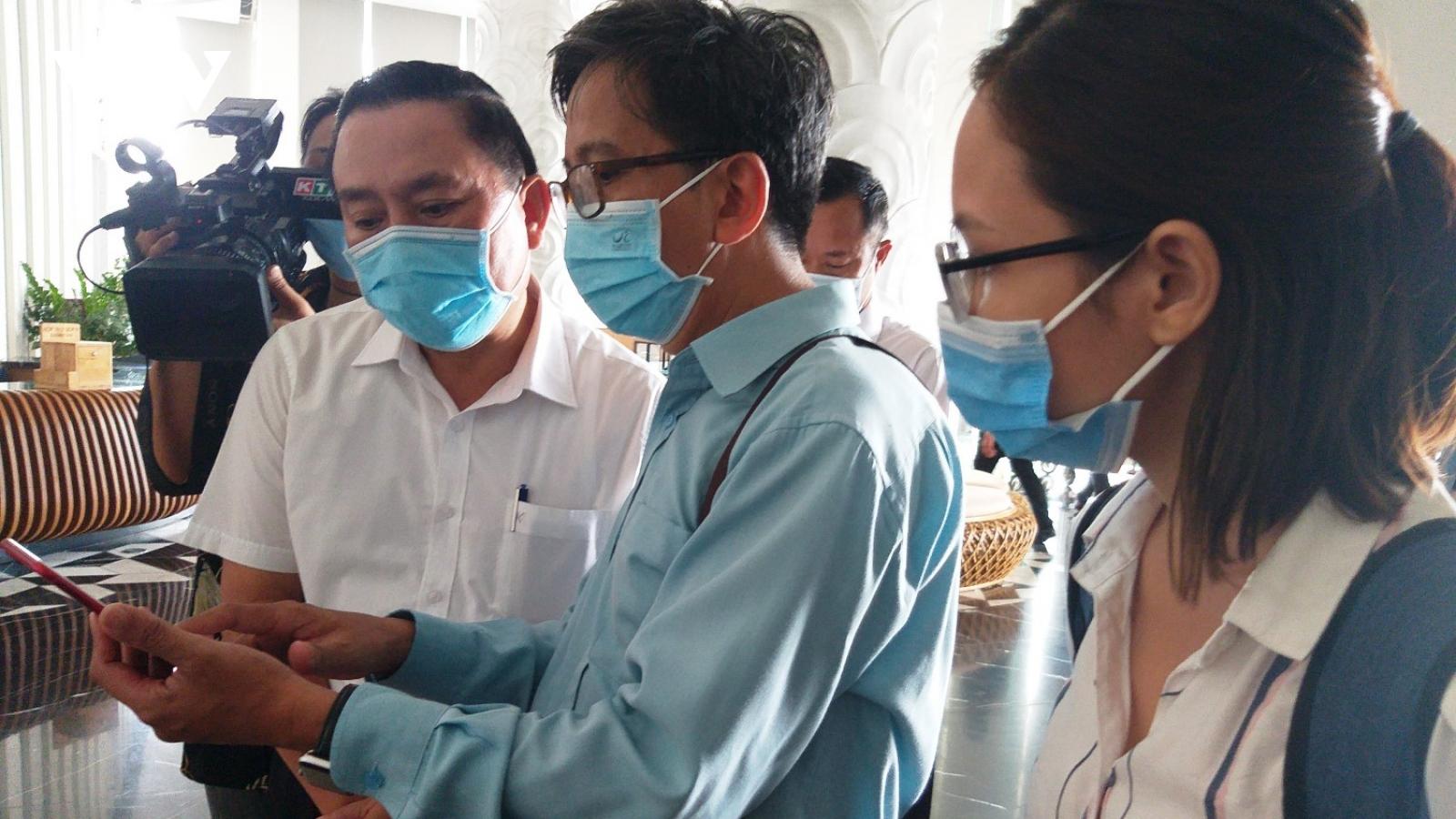 Khánh Hoà: Tìm người liên quan đến bệnh nhân Covid-19 số 3141
