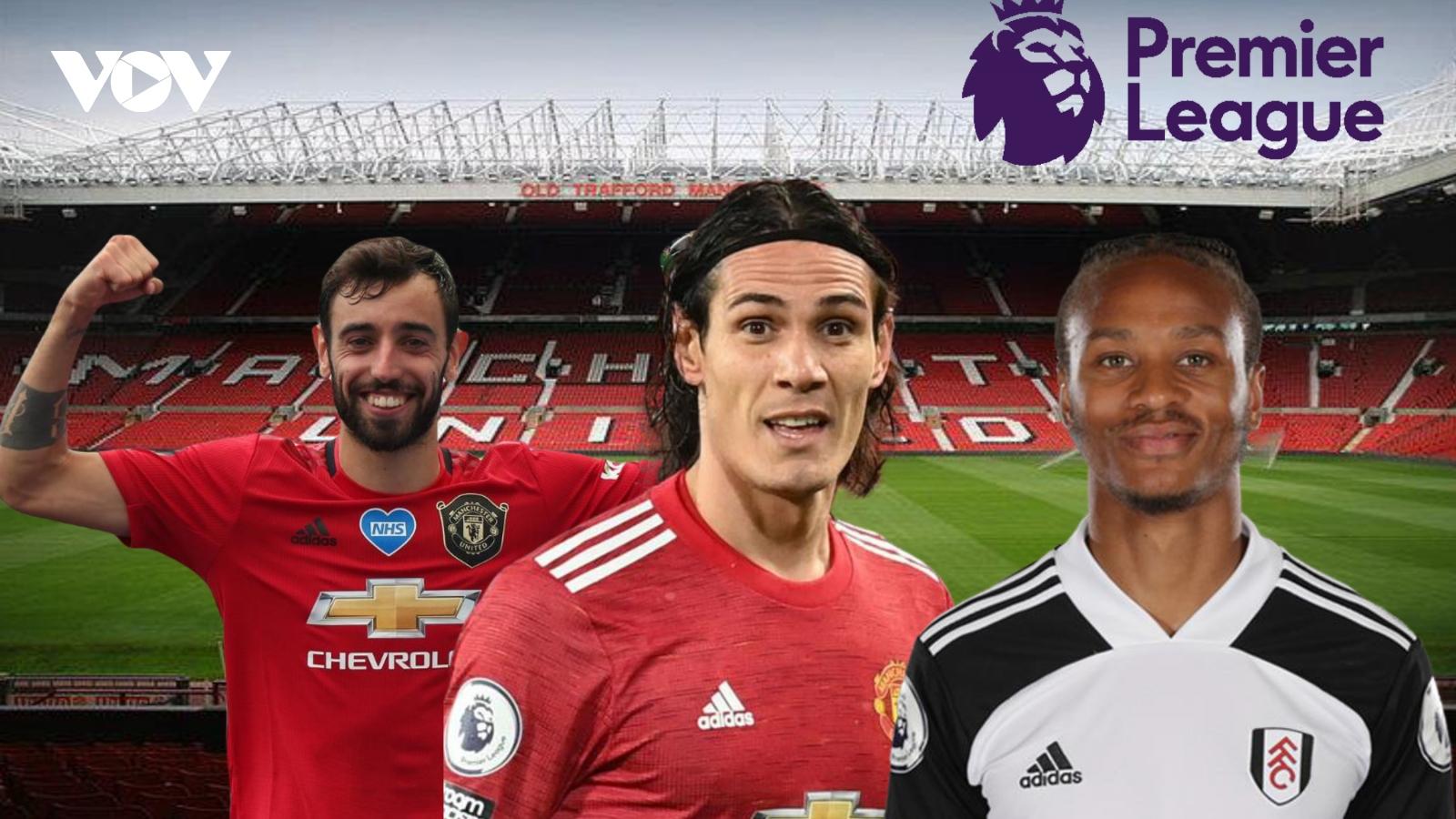 Dự đoán kết quả, đội hình xuất phát trận MU - Fulham