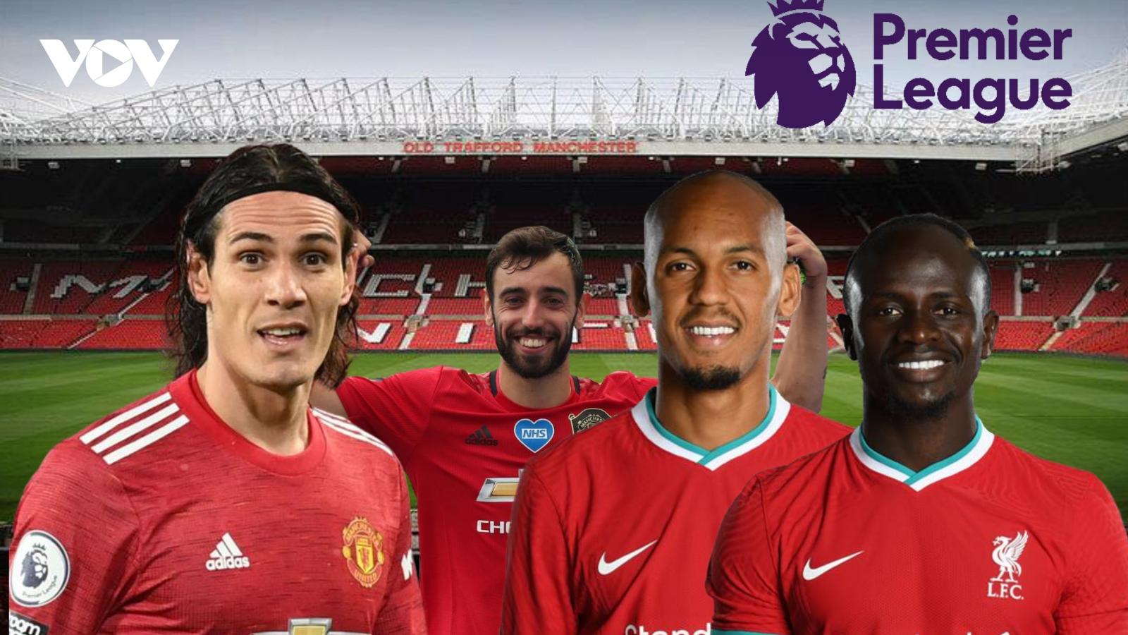 Dự đoán kết quả, đội hình xuất phát trận MU - Liverpool
