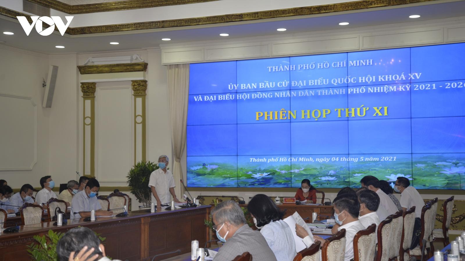 ÔngTrần Lưu Quang vẫn ứng cử đạibiểu Quốc hộitại TP HCM