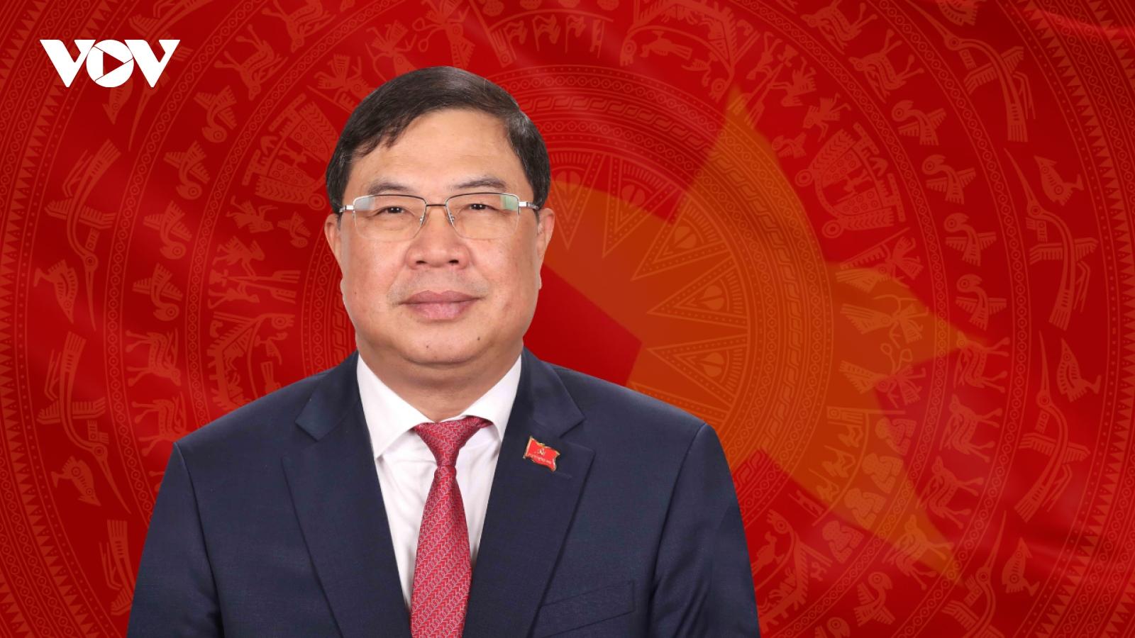 Quá trình công tác của Bí thư Tỉnh ủy Nam Định Phạm Gia Túc