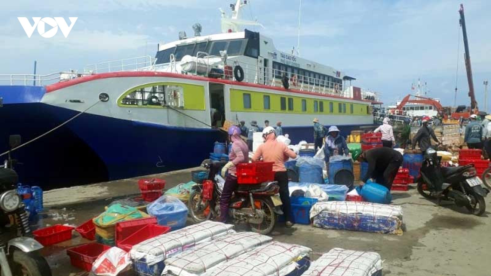 Đầu tư đúng hướng những công trình hợp lòng dân ở huyện đảo Phú Quý