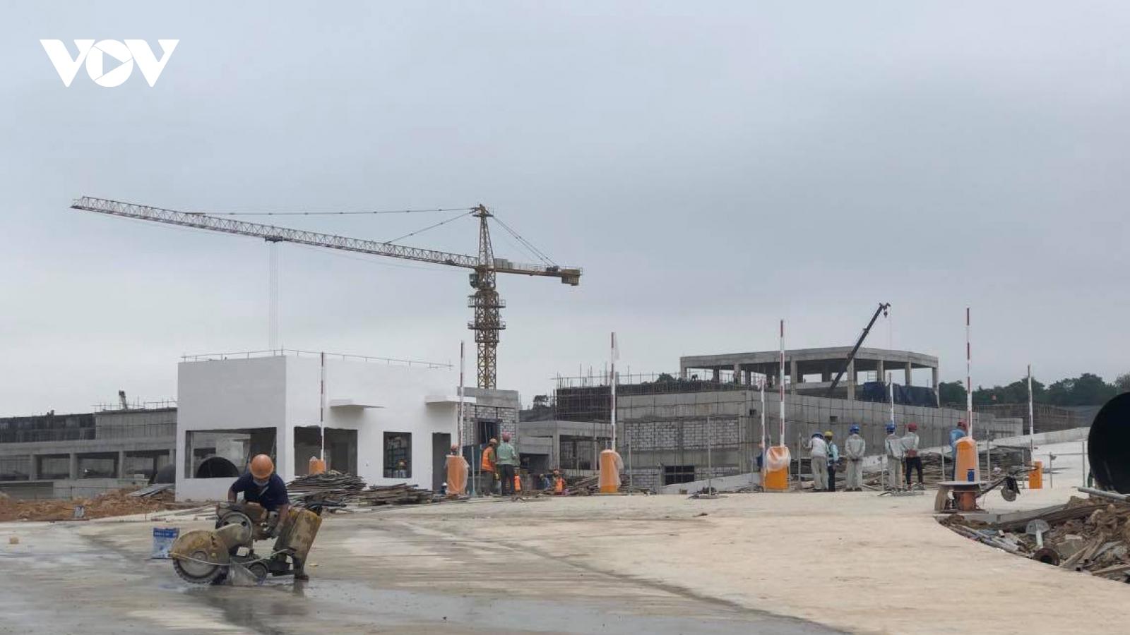 Dự án điện rác tại Khu xử lý chất thải Sóc Sơn sẽ đốt thử nghiệm đầu tháng 6/2021