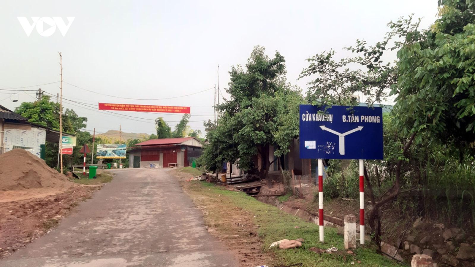 Sét đánh khiến 2 người thương vong tại Nậm Pồ (Điện Biên)