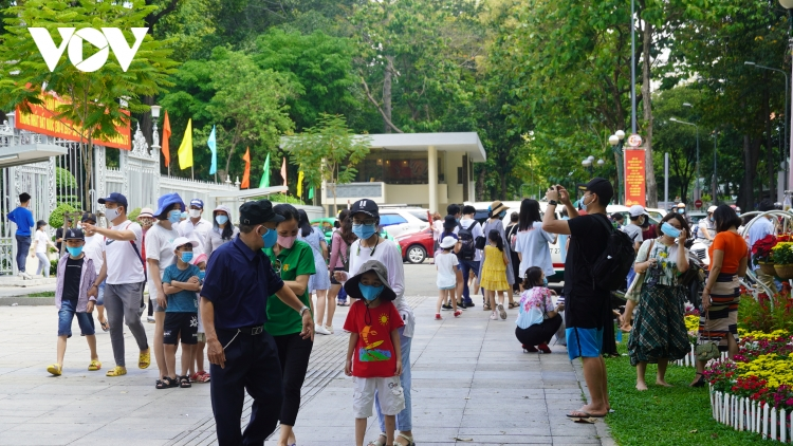 Lượng người đến các khu vui chơi ở TPHCM giảm mạnh