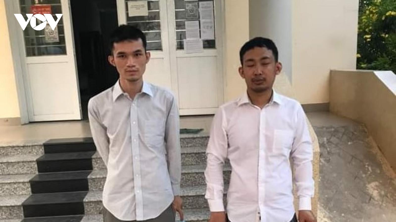 Bắt đối tượng tổ chức cho người Trung Quốc ở lại Việt Nam trái phép