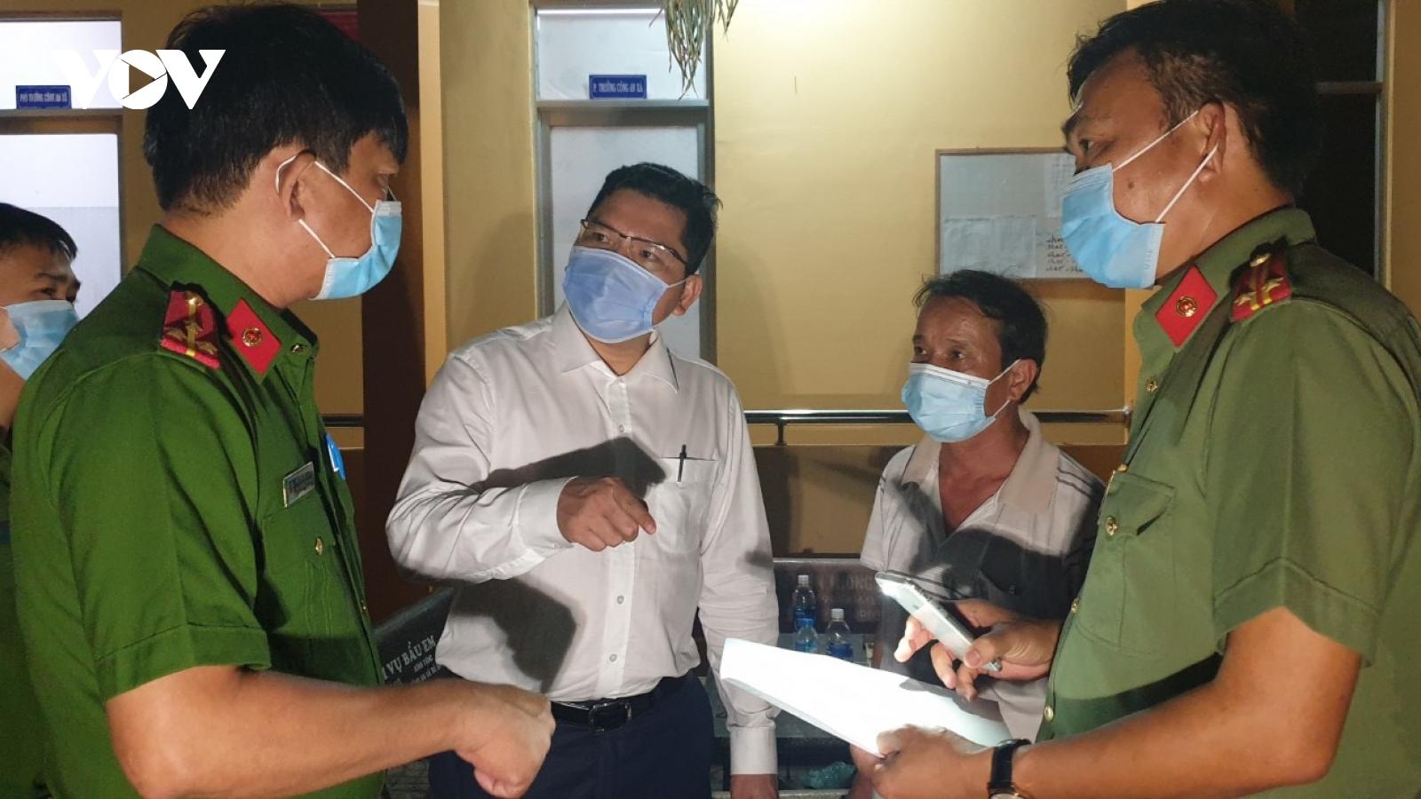 12 cán bộ, công nhân viên ở Bà Rịa Vũng Tàu âm tính lần 1 với SARS-CoV-2