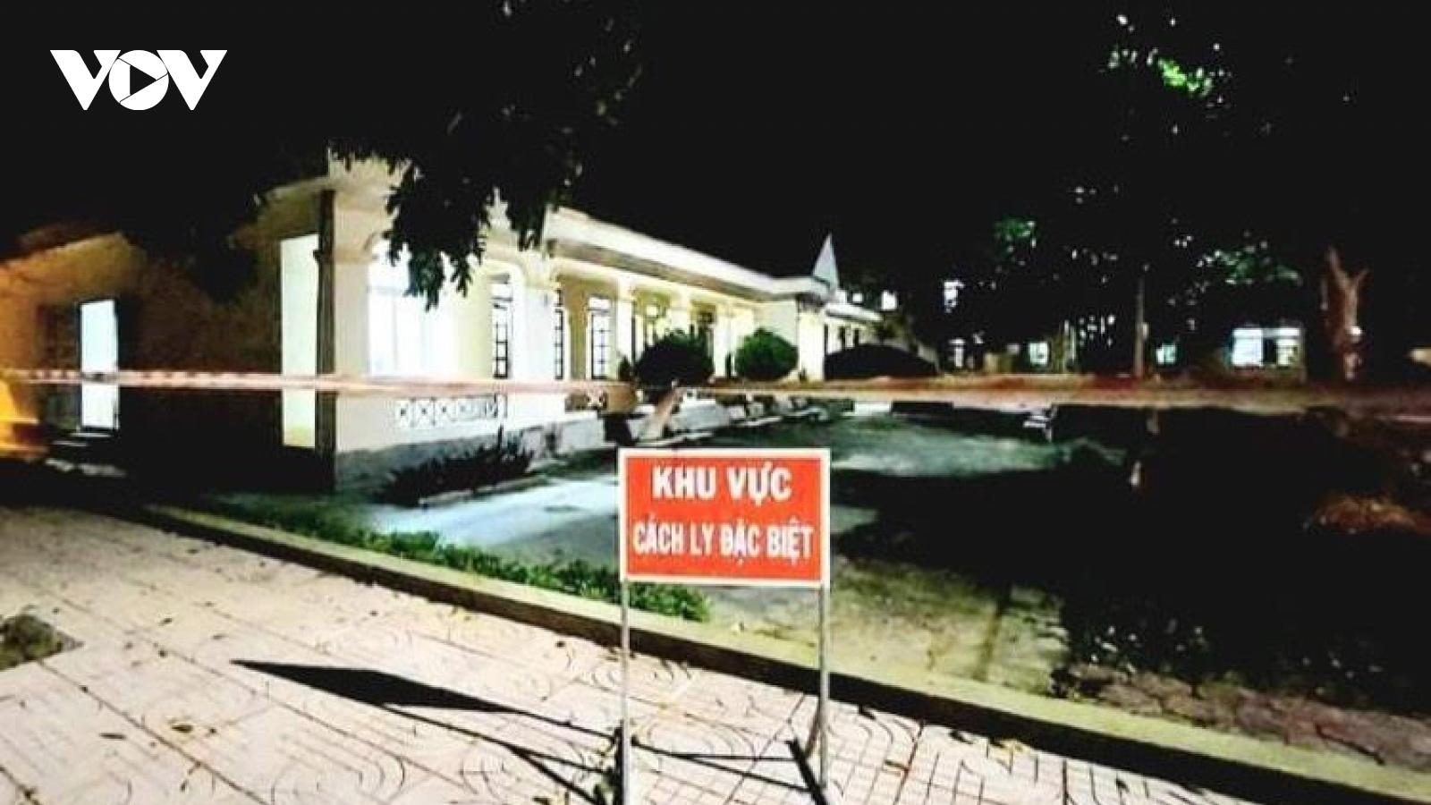 Nghệ An có 1 ca dương tính với SARS-CoV-2 trở về từ Bệnh viện Bệnh nhiệt đới Trung ương